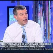 Nicolas Doze: Economie: Le Royaume-Uni est-il vraiment meilleur que la France ?