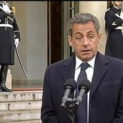 Sarkozy: L'union nationale est le devoir de chacun
