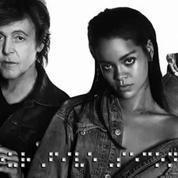 Rihanna, Kanye West et Paul McCartney réunis sur un titre