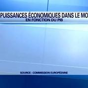La France n'est plus la 5e puissance économique mondiale