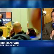 Refus de la légion d'honneur de Piketty: Christian Paul parle d'un acte politique