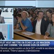 François de Rugy: L'invité de Ruth Elkrief –