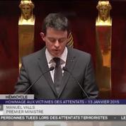 Valls : «Quand on s'attaque aux Juifs de France, on s'attaque à la France»