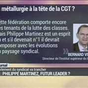 CGT: Philippe Martinez va-t-il devenir le nouveau secrétaire général?