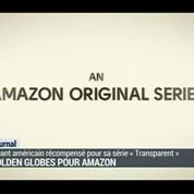 Golden Globes : Amazon triomphe dans la production de séries avec Transparent