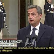 Charlie Hebdo : Sarkozy