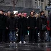 Toulouse, Nantes et partout en France une minute de silence pour Charlie Hebdo