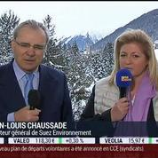 Jean-Louis Chaussade, Suez Environnement