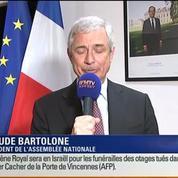 Claude Bartolone: L'invité de Ruth Elkrief