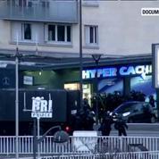 Carole, ex-otage de la porte de Vincennes: j'ai cru qu'on ne s'en sortirait pas