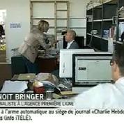 Charlie Hebdo : le témoignage d'un journaliste sur place