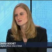 L'Oréal: les cosmétiques se mettent au numérique: Lubomira Rochet –