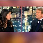 Attentats: l'émouvant échange entre Zineb El Rhazaoui et Bernard Kouchner