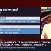 Corinne Lepage, ancienne ministre de l'Environnement (1/3) –