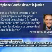 Stéphane Courbit devant la justice