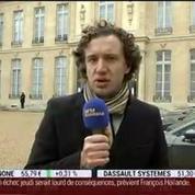 Édition spéciale sur les vœux de François Hollande au monde de l'entreprise –