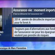 Marc Fiorentino: Épargne sécurisée: Il n'y a pas d'alternatives à l'assurance-vie