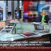 Philippe Darmayan, président d'Arcelor Mittal France (3/3)