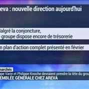 Areva : Philippe Knoche et Phillipe Varin s'apprêtent à prendre la relève