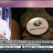 Nicolas Doze: Chômage: Peut-on espérer une année 2015 moins catastrophique que 2014 ?