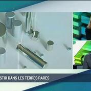 Faut-il investir dans les terres rares?: Arnaud Gossement, Grégory Gautier et Florent Detroy (1/4) –