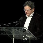 L'hommage de Mélenchon à Charb : «Adieu camarade, merci camarade»