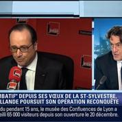 Jacques Séguéla et Luc Ferry: Le face à face de Ruth Elkrief –
