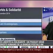 Fonds Libertés & Solidarité: comment conjuguer solidarité et épargne ?: Anne-Catherine Husson-Traore