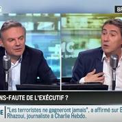 Brunet & Neumann : Gestion des attentats: Un sans-faute de l'exécutif?