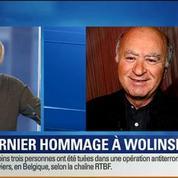 BFM Story: Ultime hommage à Wolinski, le père du célèbre roi des cons