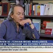 19H Ruth Elkrief: On ne peut pas être optimiste à l'heure actuelle, Michel Houellebecq (2/2)