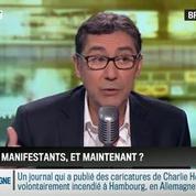 Brunet & Neumann : Charlie Hebdo: 3 millions de manifestants, et maintenant?