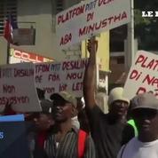 Haïti : des manifestants demandent la démission du président