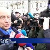 Un déjeuner très fertile entre Sarkozy avec et les anciens premiers ministres UMP