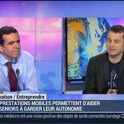 Bazile Télésanté, l'offre de télé-assistance pour les seniors: Yves Morel