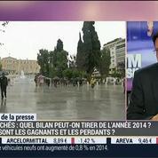 Marchés: Quel bilan peut-on tirer de lannée 2014 et quelles perspectives pour 2015 ?: François Monnier