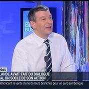 Nicolas Doze: Quelle sera la nouvelle doctrine sociale de François Hollande ?
