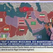 Harold à la carte: Le monde musulman secoué par les nouvelles caricatures de Charlie Hebdo