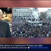 News & Cie: Spéciale Charlie Hebdo (2/2): Retour sur la marche républicaine du dimanche avec Guy Bedos et Malek Chebel