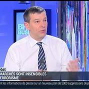 Nicolas Doze: Comment l'économie réagit-elle face au terrorisme ?