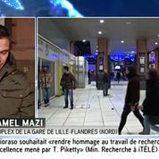 Un bébé meurt dans la gare de Lille