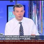 Nicolas Doze: Attentat contre Charlie Hebdo: Même s'il se durcit, le terrorisme n'a jamais gagné ! –