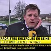 Les écoles de Dammartin-en-Goële sont en train d'être évacuées