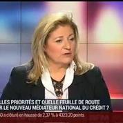 Fabrice Pesin, nouveau médiateur national du Crédit (1/2)