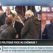 Le parti pris d'Hervé Gattegno : Face au chômage, François Hollande n'a jamais eu de politique –