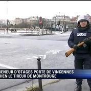 Amédy Coulibaly, le preneur d'otages de Vincennes, connaissait Chérif Kouachi