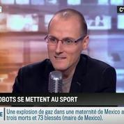 Le chronique d'Anthony Morel : Foot, Marathon, Ping-pong : les robots se mettent au sport !