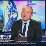 Securité privée: Face au terrorisme, il faut s'attendre à toutes les formes de risque: Michel Mathieu