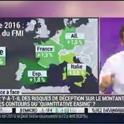 Cyriaque Dailland VS Frédéric Rollin (1/2): QE de la BCE: Quels secteurs en profiteront le plus? –