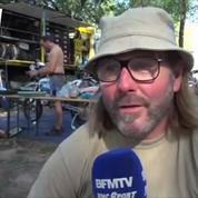 Dakar / Eric Croquelois, la grande gueule du Dakar